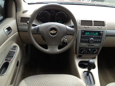 Cobalt Interior by 2007 Chevrolet Cobalt Interior Pictures Cargurus