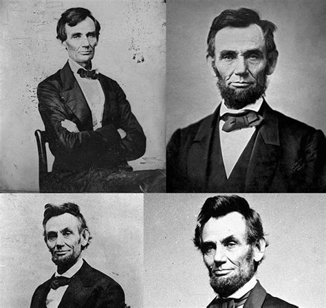 what was abraham lincoln remembered for why didn t smile in photos