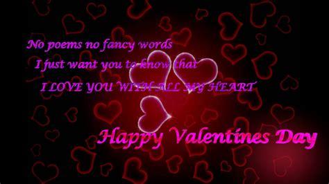 cute valentines day love poems weneedfun