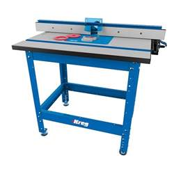 Route Table by Kreg Large Router Table System Router Tables Carbatec