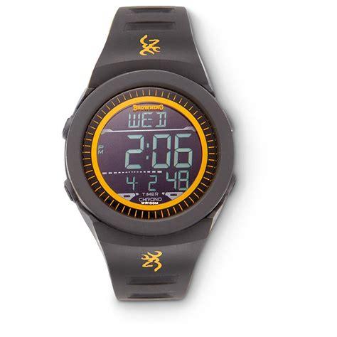browning s digital 609404 watches at