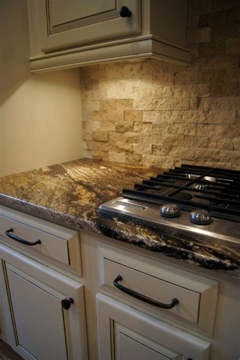 faux rock backsplash 34 best images about kitchen on backsplash faux rock and kitchen pantry doors
