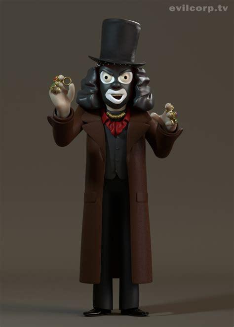 Evil Vinyl Toys - these the league of gentlemen vinyl toys will make
