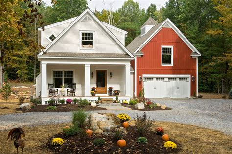 houses that look like barns Exterior Farmhouse with barn board and batten beeyoutifullife.com