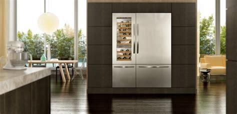 lade incasso parete koelkast en wijnkoeler vertigo kitchenaid nieuws