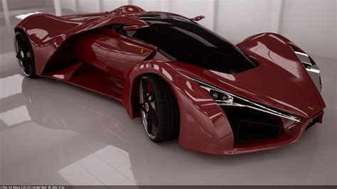 ferrari f80 concept car ferrari f80 concept car red by selsdon20 on deviantart
