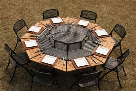 Bbq Table by Jag Grill Bbq Table