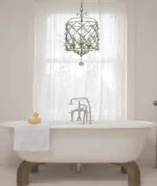 bathroom chandeliers yay or nay house counselor