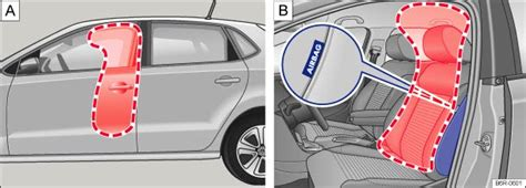 curtain airbag system volkswagen polo owners manual combined curtain and side