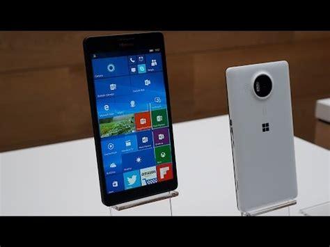 tutorial microsoft xl full download microsoft lumia 950 lumia 950 xl hands on