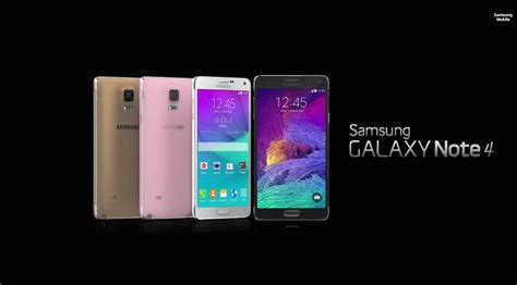 Samsung Gsg Mba Salary by Samsung Announces The Galaxy Note 4 And New Galaxy Note