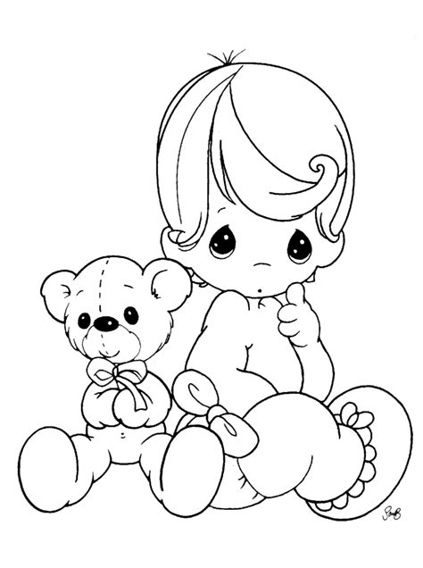 nativity coloring pages precious moments coloring pages free printable precious moments coloring