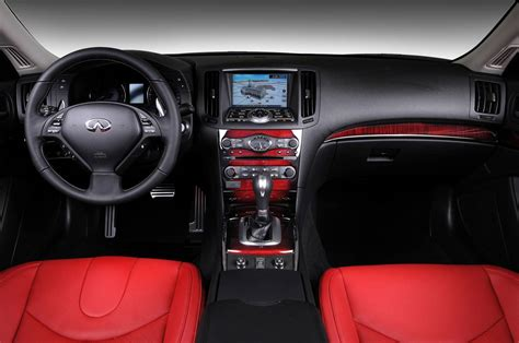 infiniti g37 interior lary crews infiniti g37 coupe red interior images