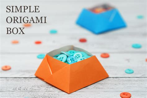 Origami Tool Box - useful simple origami 2018