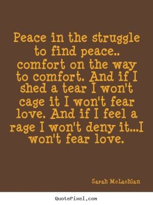 comfort and peace quotes comfort and peace quotes quotesgram