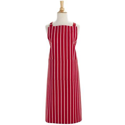 Stripe Apron butcher stripe apron