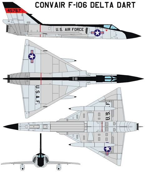 Jet Tiger 105 By Bike World the convair f 106 delta dart was the primary all weather
