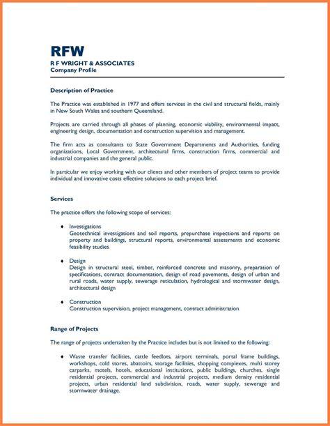 how to make a company profile template 3 company profile template word company letterhead