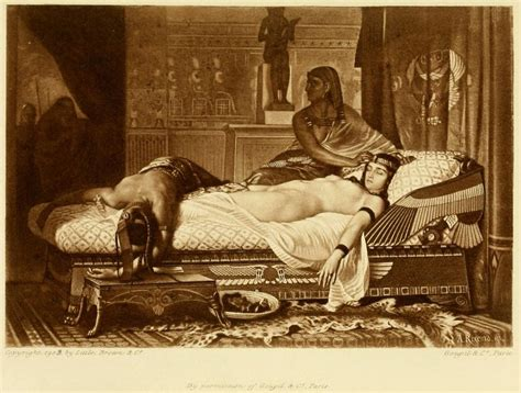 dead of file a rixens goupil of cleopatra jpg wikimedia commons