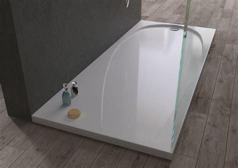 piatto doccia da incasso piatto doccia ultra flat acrilico bianco effetto lucido