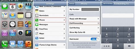 call forwarding on iphone call forwarding normal conditional on iphone ios made simple gogadgetx