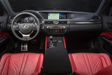 Lexus Gs Interior 2016 Lexus Gs F Test Review Motor Trend