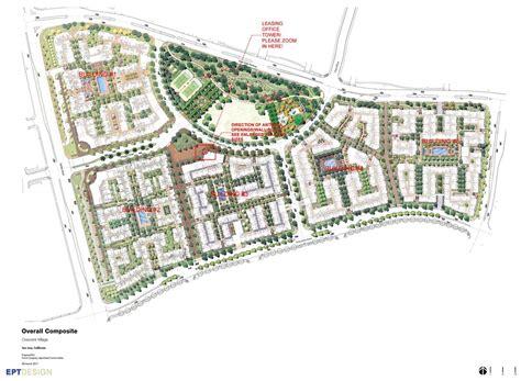 Apartment Complex Map Crescent Apartment Complex Ratima Pisalyaput