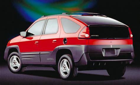 pontiac aztek 2001 pontiac aztek fwd related infomation specifications