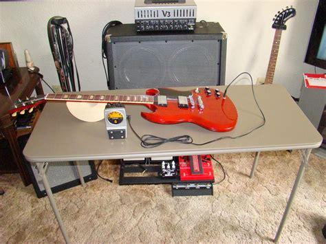 guitar work bench guitar work stand official prs guitars forum
