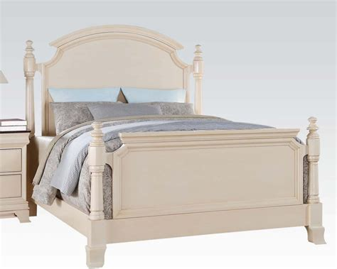 transitional bed acme classic transitional bed tahira ac24420bed
