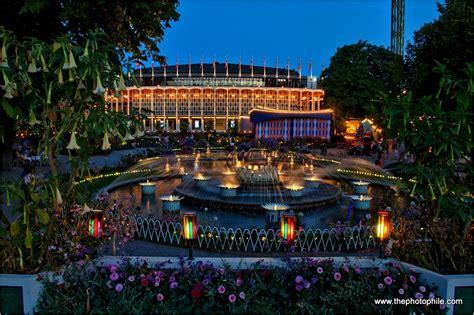 Tivoli Gardens Denmark by The Photophile Tivoli Gardens Fountains Copenhagen