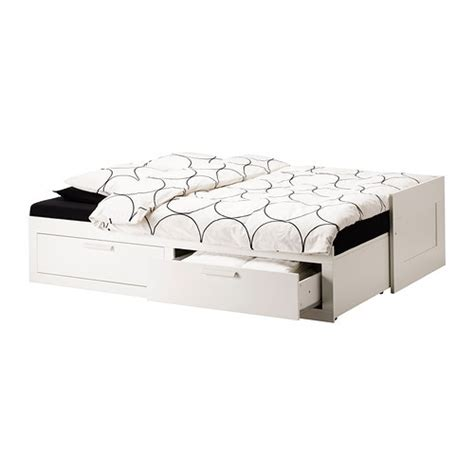 matratze 80x200 ikea brimnes day bed frame with 2 drawers white 80x200 cm