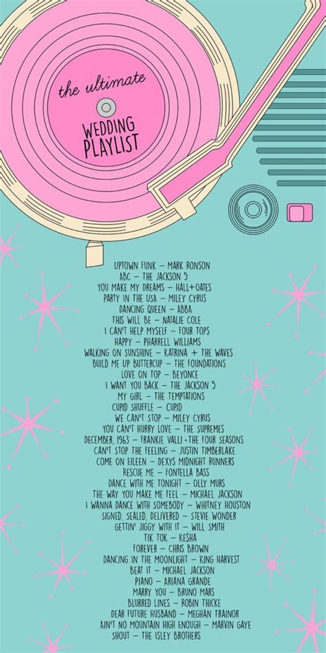 Best 20  Wedding Playlist ideas on Pinterest   Wedding