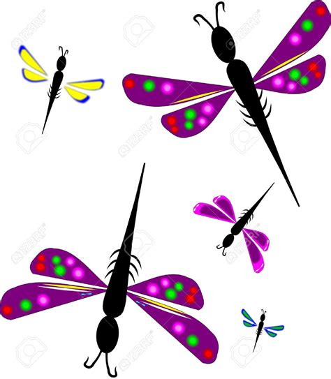 Imagenes Infantiles Libelulas | libelulas dibujo im 225 genes de archivo vectores libelulas