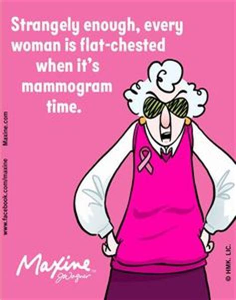 mammogram funny quotes quotesgram