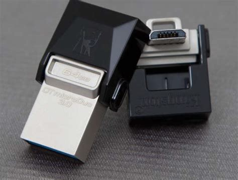 Promo Kingston Datatraveler Microduo Usb 2 0 Micro Usb Otg 16gb 5 best otg flash drives to buy in india