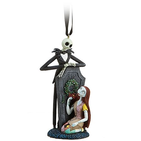 Skellington Ornaments - ornament nightmare before nwt disney store ebay