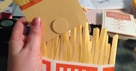 Whataburger Gift Card - whataburger gift card holder french fries cards i ve made pinterest cards