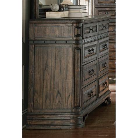 8 Drawer Dresser Espresso by Coaster Carlsbad 8 Drawer Dresser In Vintage Espresso 204043