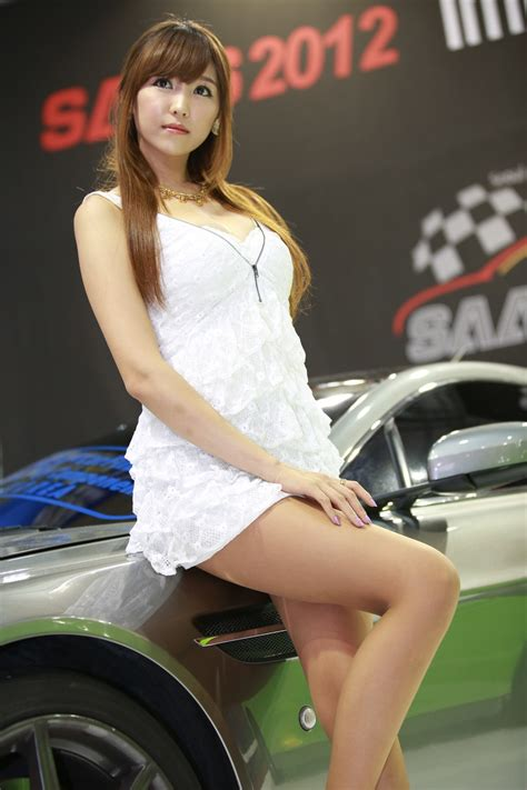 lee eun hye seoul auto salon