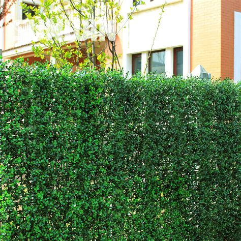 10pcs lot 60x40cm artificial boxwood hedges panels buy wholesale artificial outdoor from china