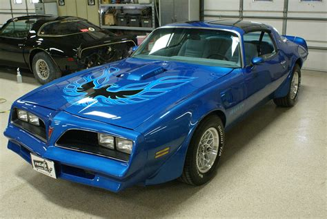 Blue 78 Trans Am by 78 Trans Am Martinique Blue Auto W72 T Tops Flickr