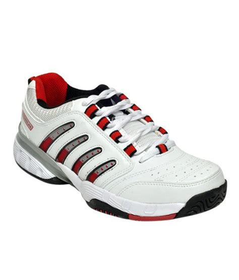 nicholas sports shoes nicholas stout white sports shoes price in india