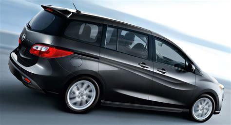 most fuel efficient vansminivans of 2014 mazda mazda5 kelley blue the most fuel efficient minivan in the world