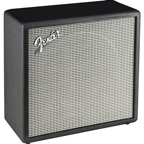 fender ch 112 1x12 guitar speaker cabinet black