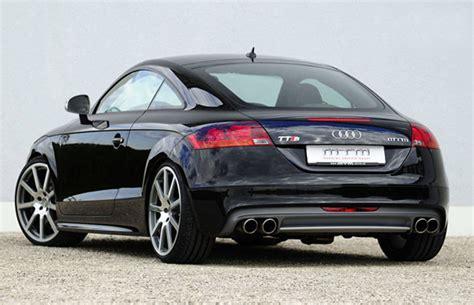 best car tuning companies audi tt tuned by performance tuning company mtm car news