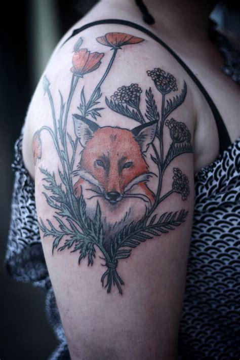 significado da tatuagem de raposa