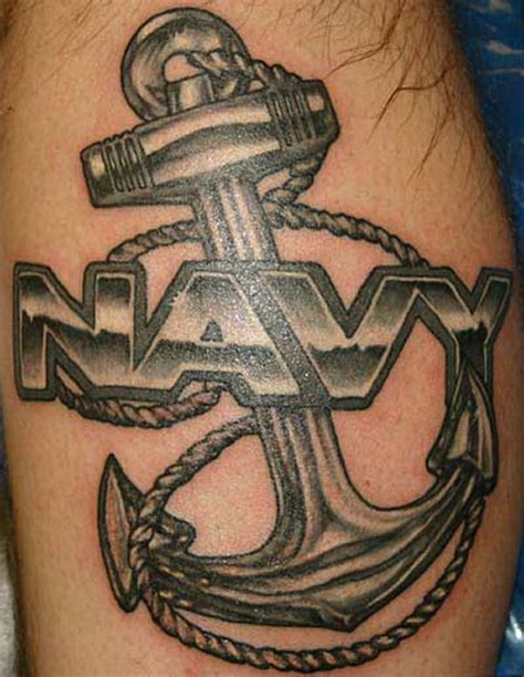 navy tribal tattoos 60 awesome anchor designs anchor design