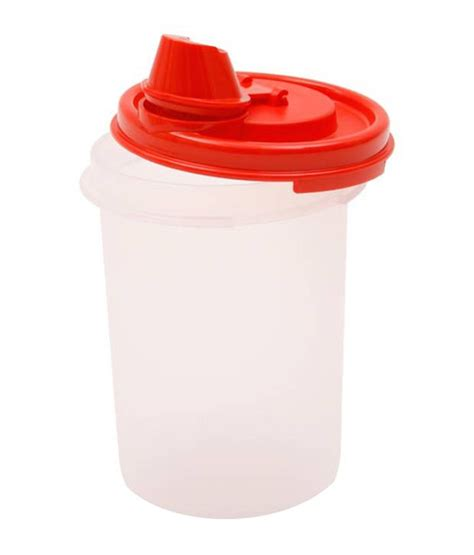 Tuppeware Mini tupperware mini magic flow dispenser 440 ml buy at best price in india snapdeal