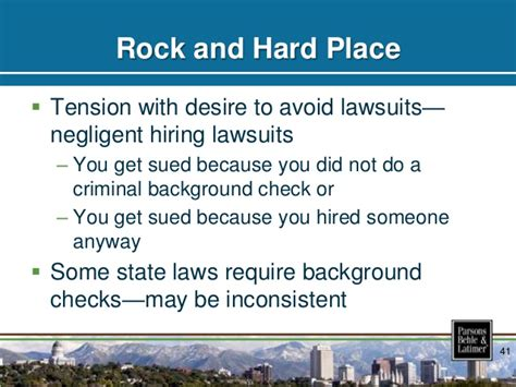 Places That Hire With Criminal Record New Eeoc Guidelines Regarding Criminal Background Checks